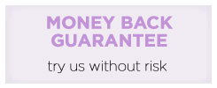 money back guarantee skin beautiful dermaceuticals