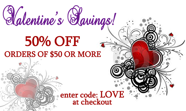 Valentine's Day Sale on Anti-Aging Products at SBDermaceuticals