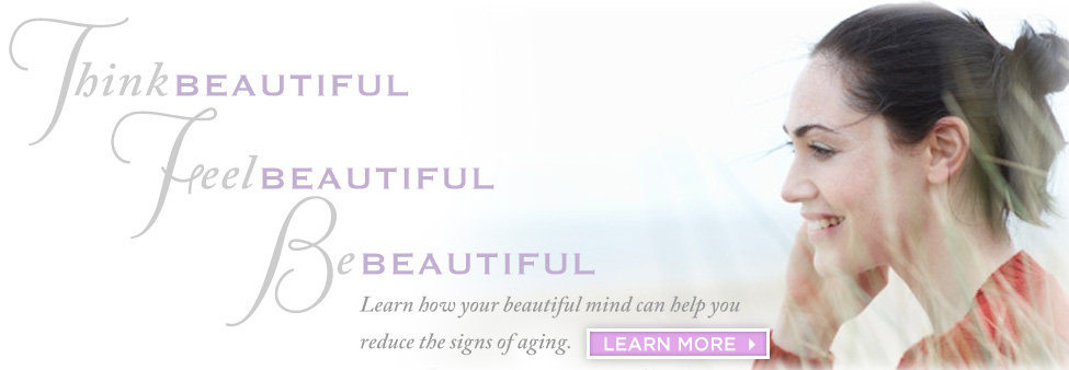 Think Beautiful Be Beautiful with Skin Beautiful Dermaceuticals